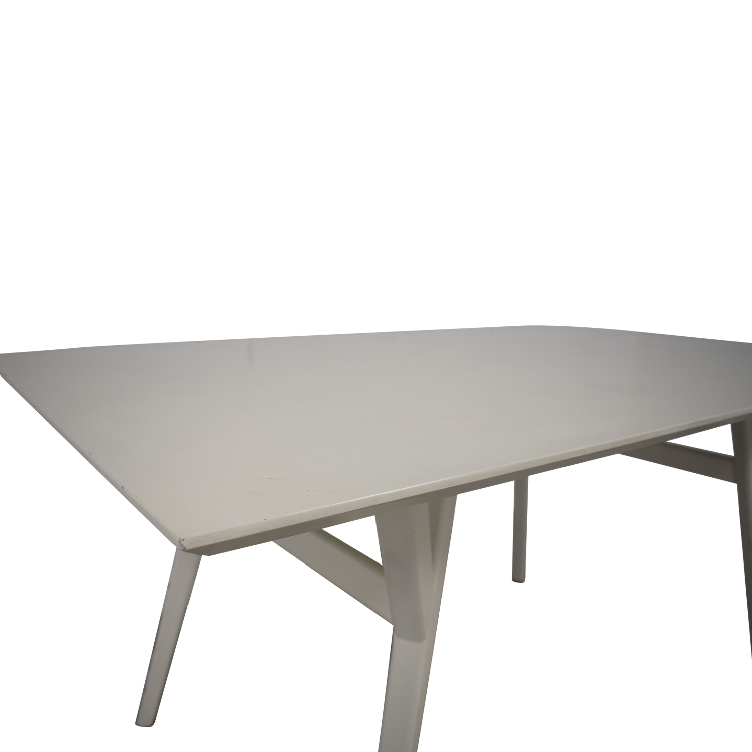 West Elm West Elm Mid Century Expandable Dining Table Dinner Tables