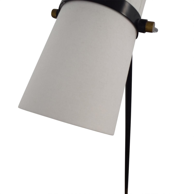 54% OFF - Crate & Barrel Crate & Barrel Riston Floor Lamp ... on Riston Floor Lamp  id=40111