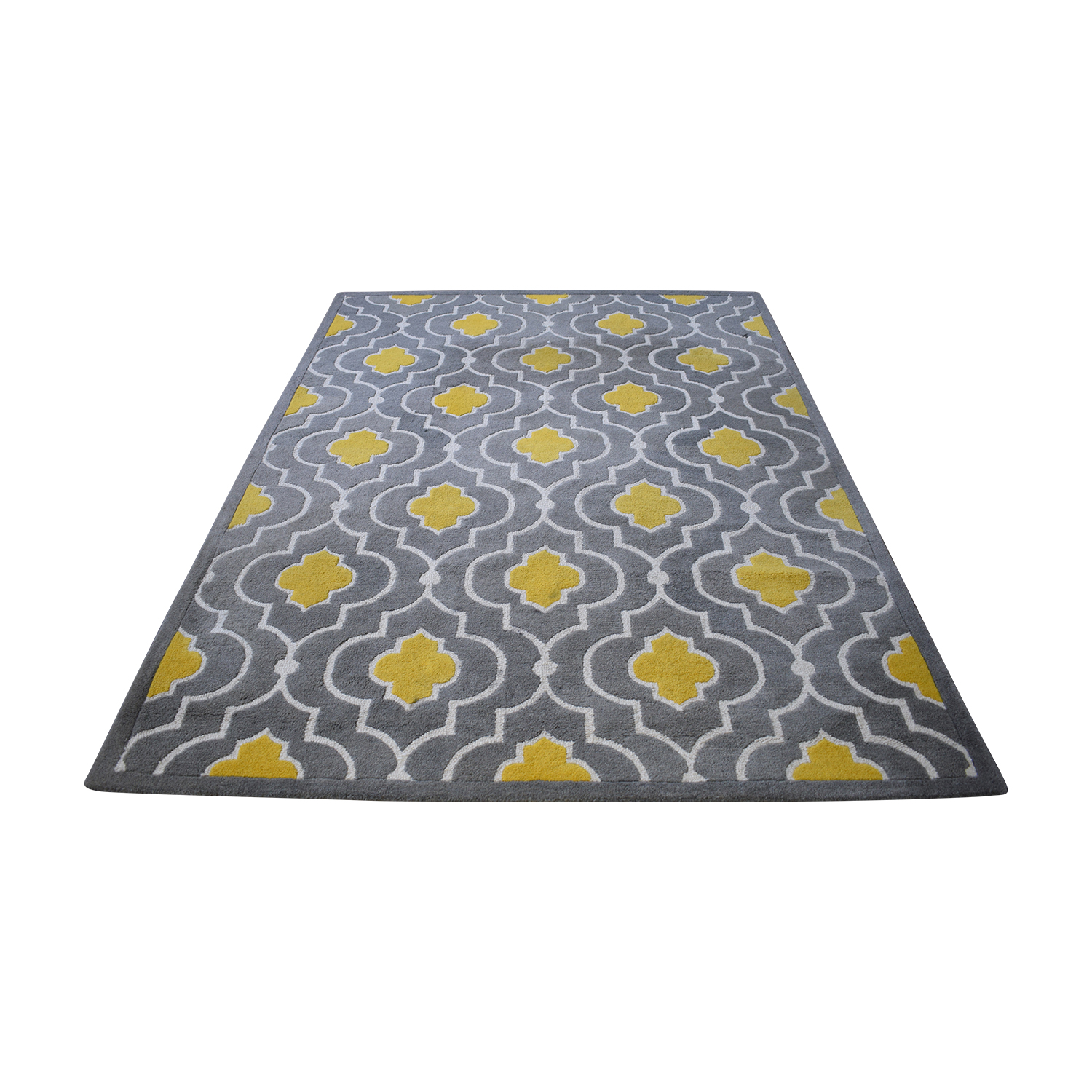 Loloi Loloi Brighton Grey and Yellow Rug for sale