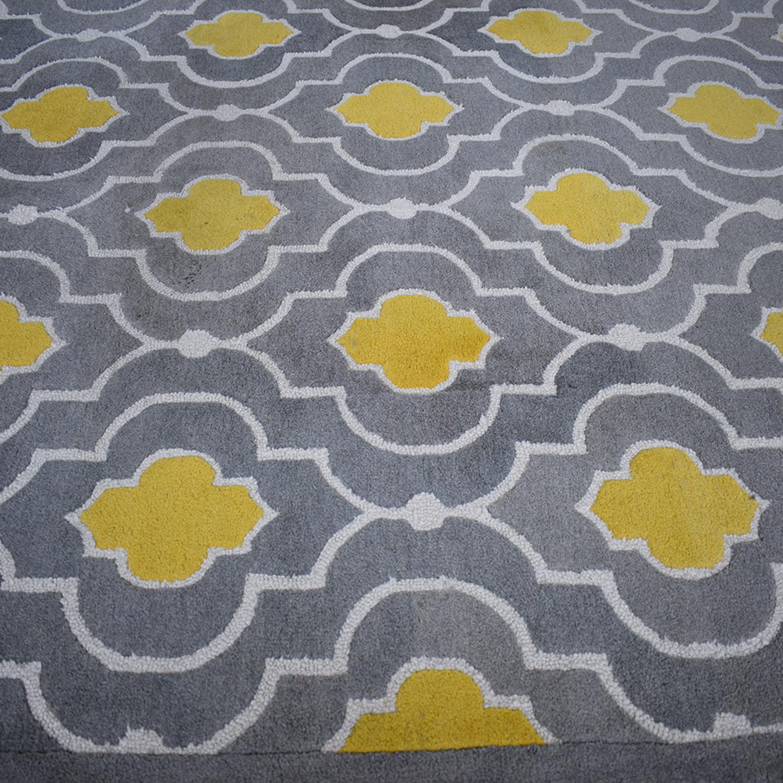 Loloi Loloi Brighton Grey and Yellow Rug grey & yellow