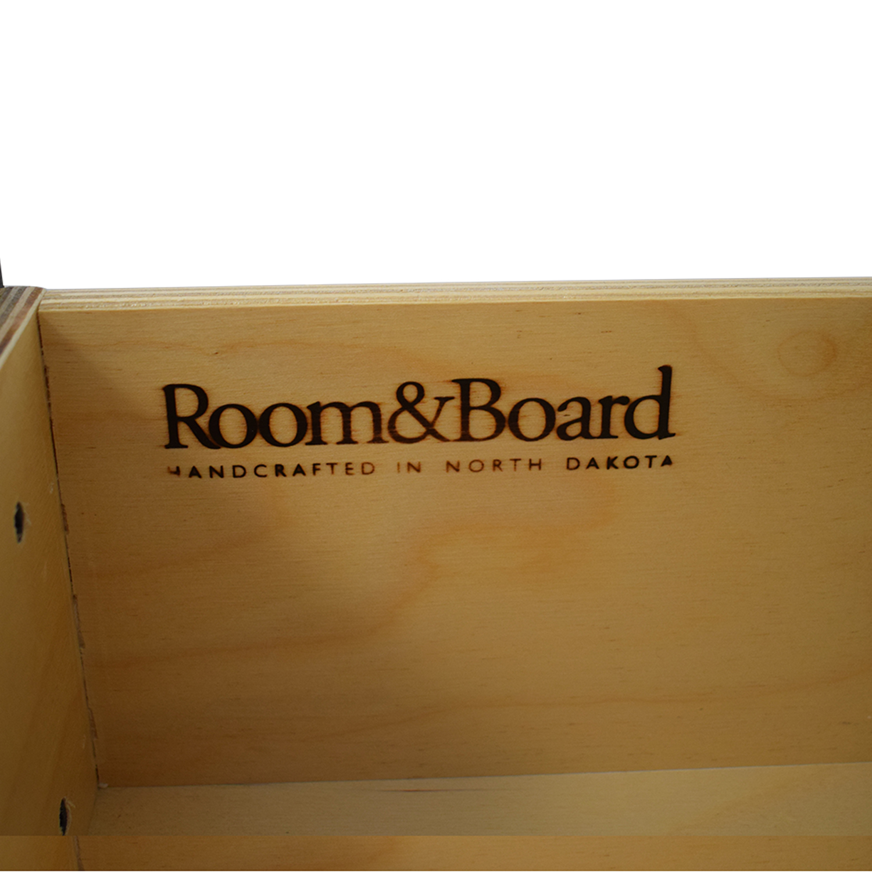 shop Room & Board Berkeley Nightstand Room & Board Tables
