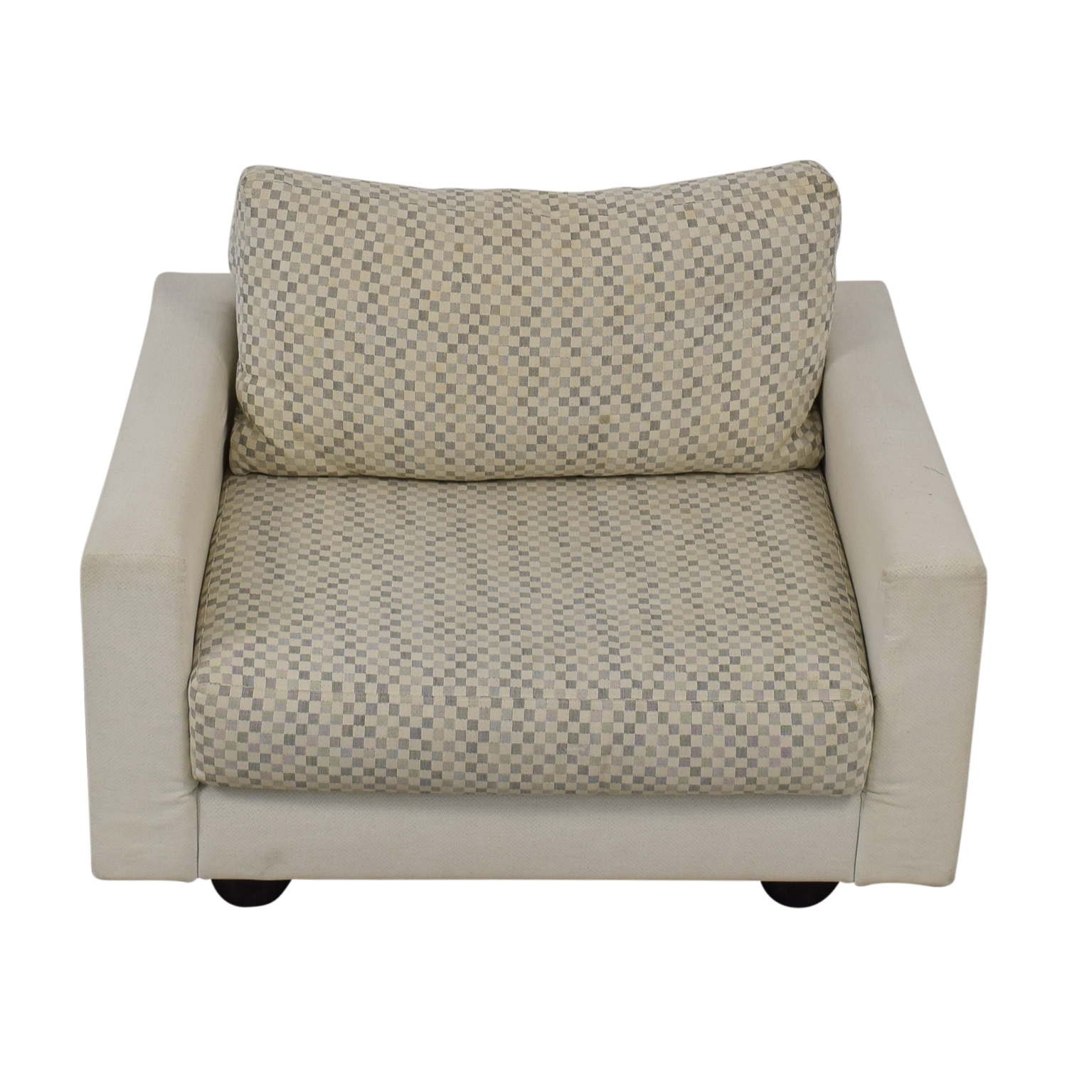 Accent Chairs.78 Off Fabric Accent Chair Chairs