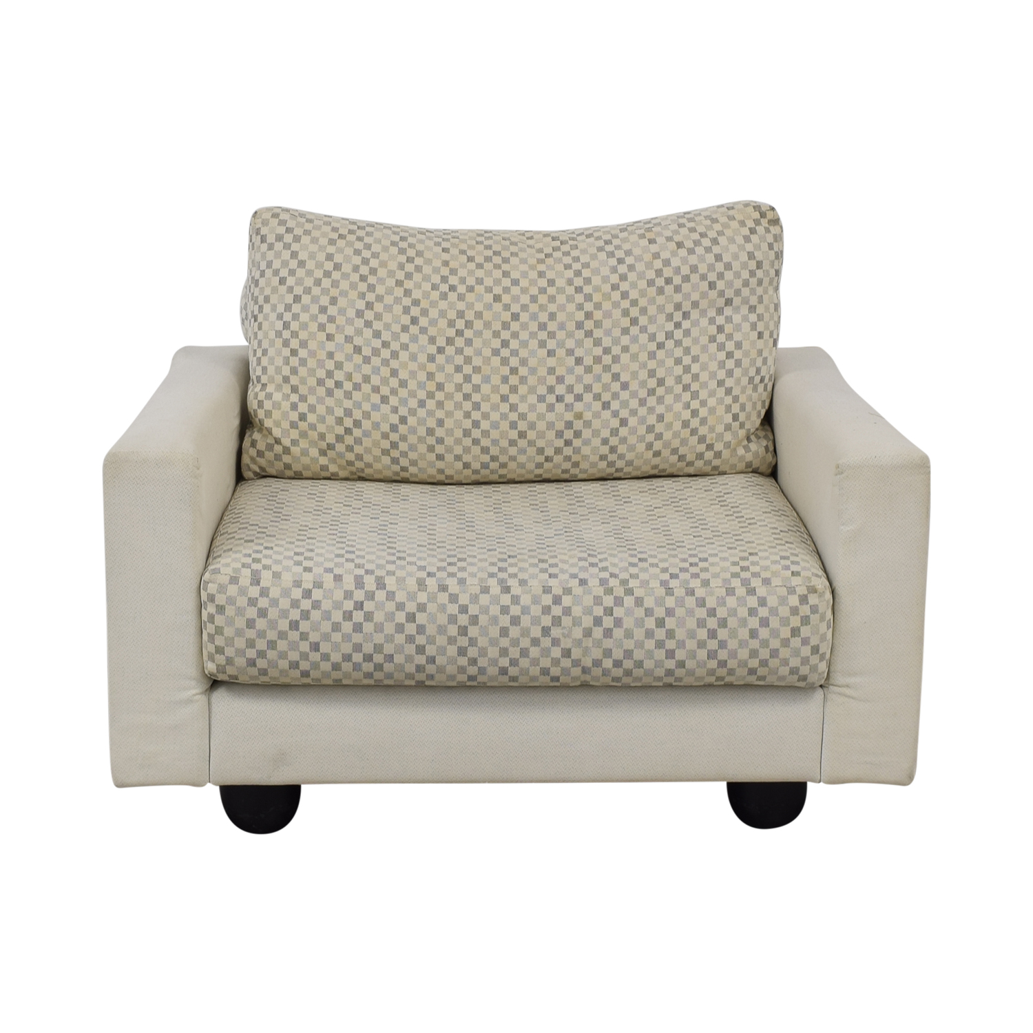 Fabric Accent Chair nj