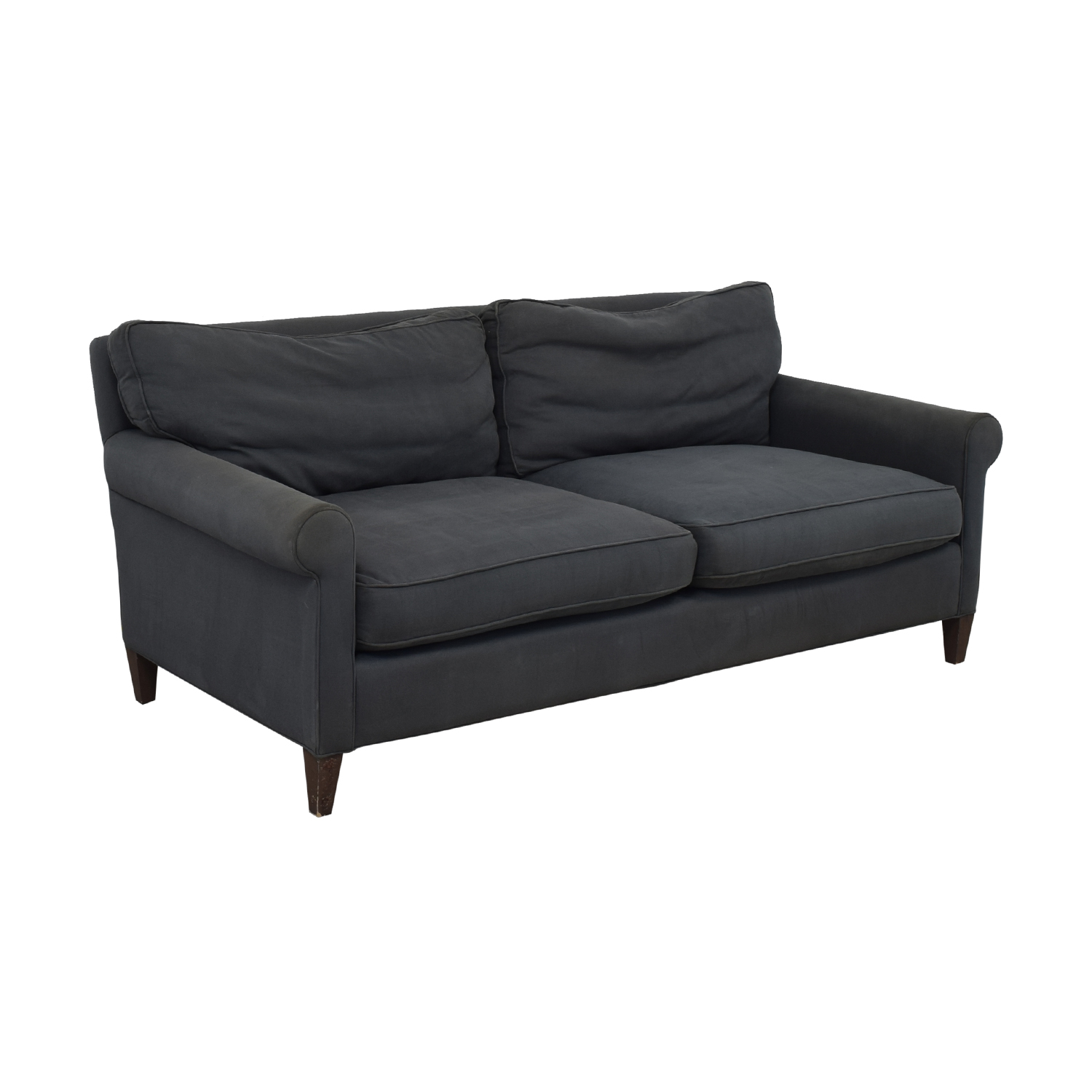 Crate & Barrel Crate & Barrel Montclair Apartment Sofa on sale