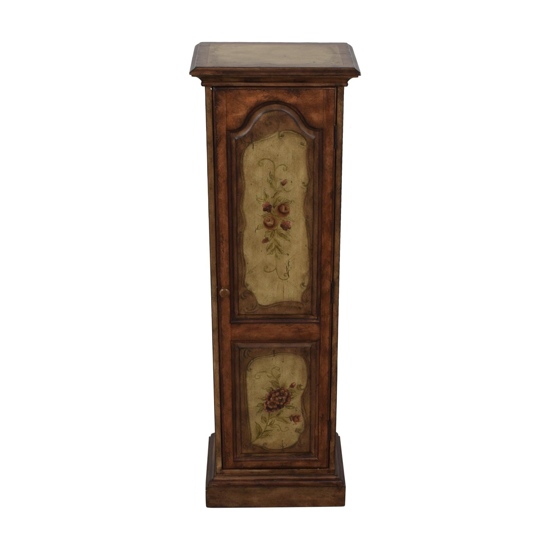 Hooker Furniture Seven Seas Floral Cabinet / Cabinets & Sideboards