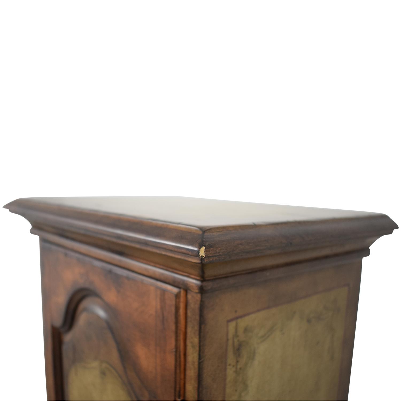 shop Hooker Furniture Seven Seas Floral Cabinet Hooker Furniture Cabinets & Sideboards