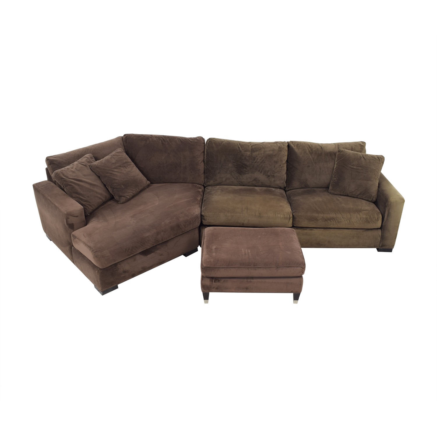 buy Room & Board Metro Custom Sectional Room & Board Sectionals