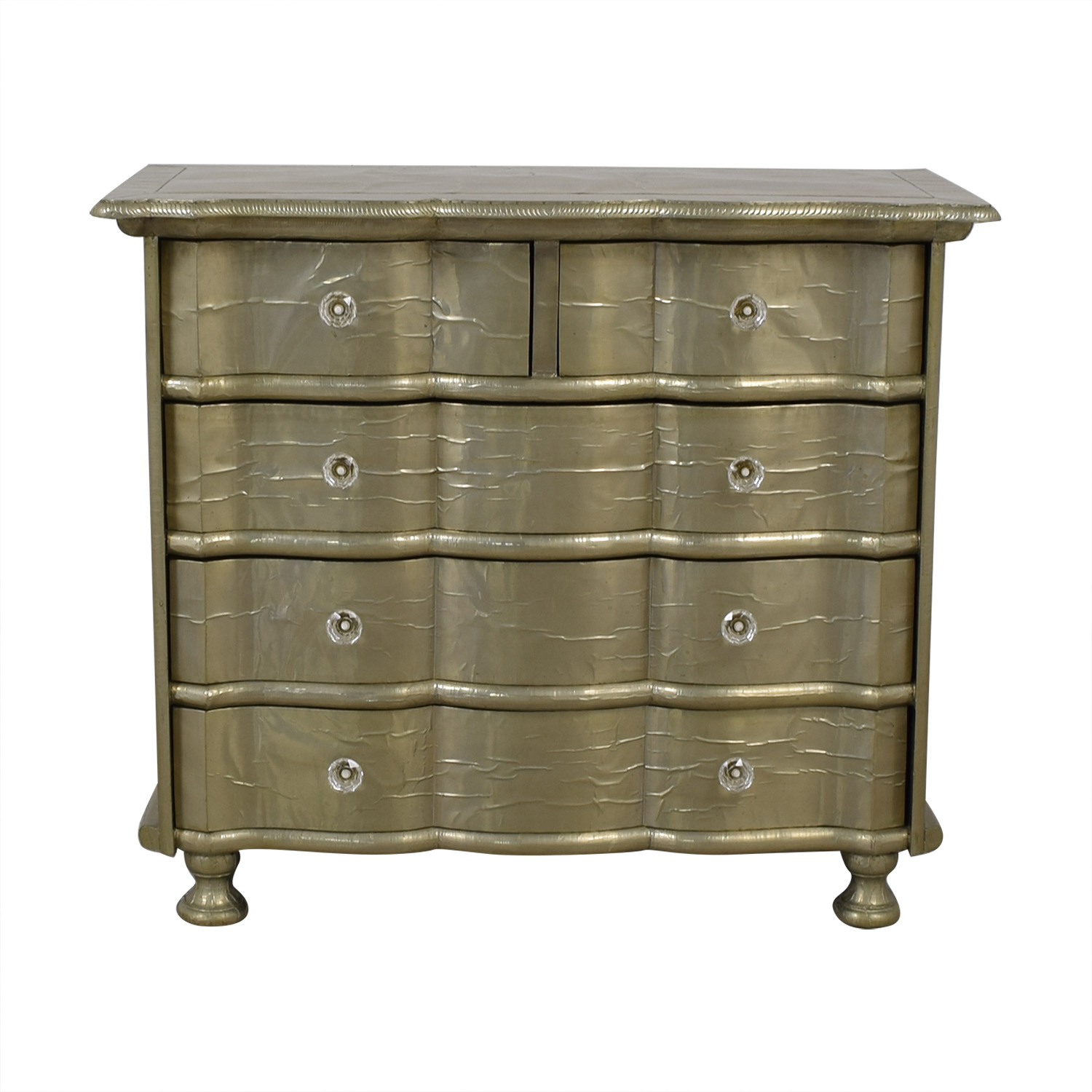 shop ABC Carpet & Home Gold Leaf Dresser ABC Carpet & Home
