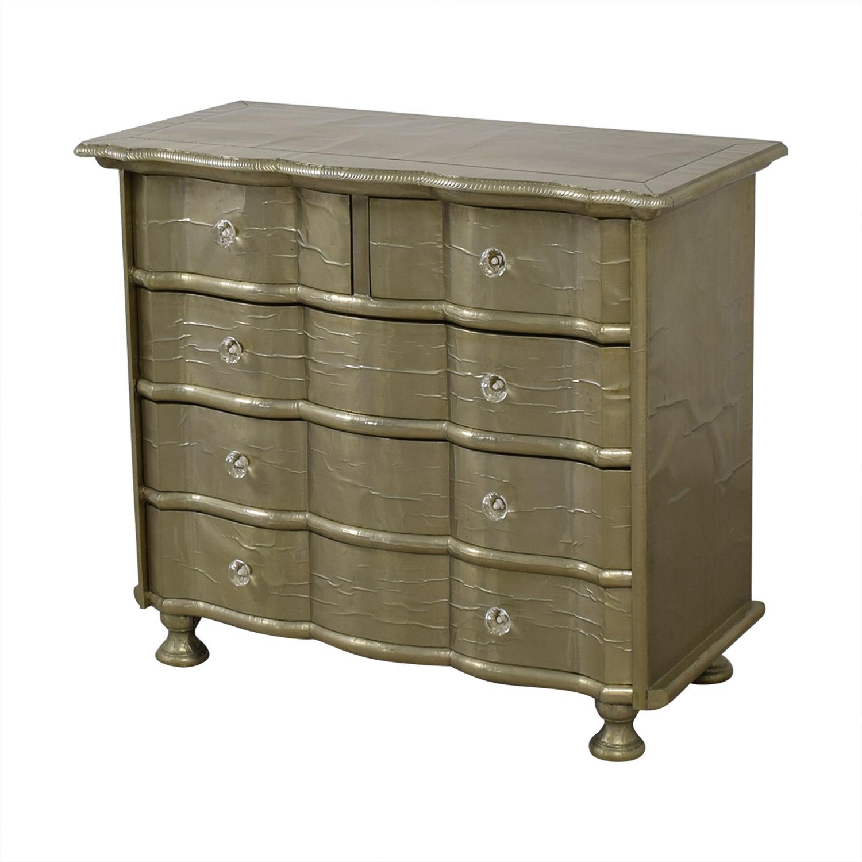buy ABC Carpet & Home ABC Carpet & Home Gold Leaf Dresser online