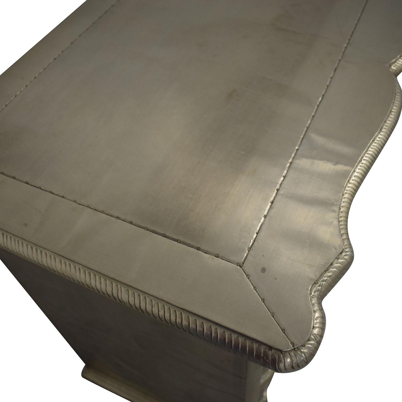 buy ABC Carpet & Home Gold Leaf Dresser ABC Carpet & Home