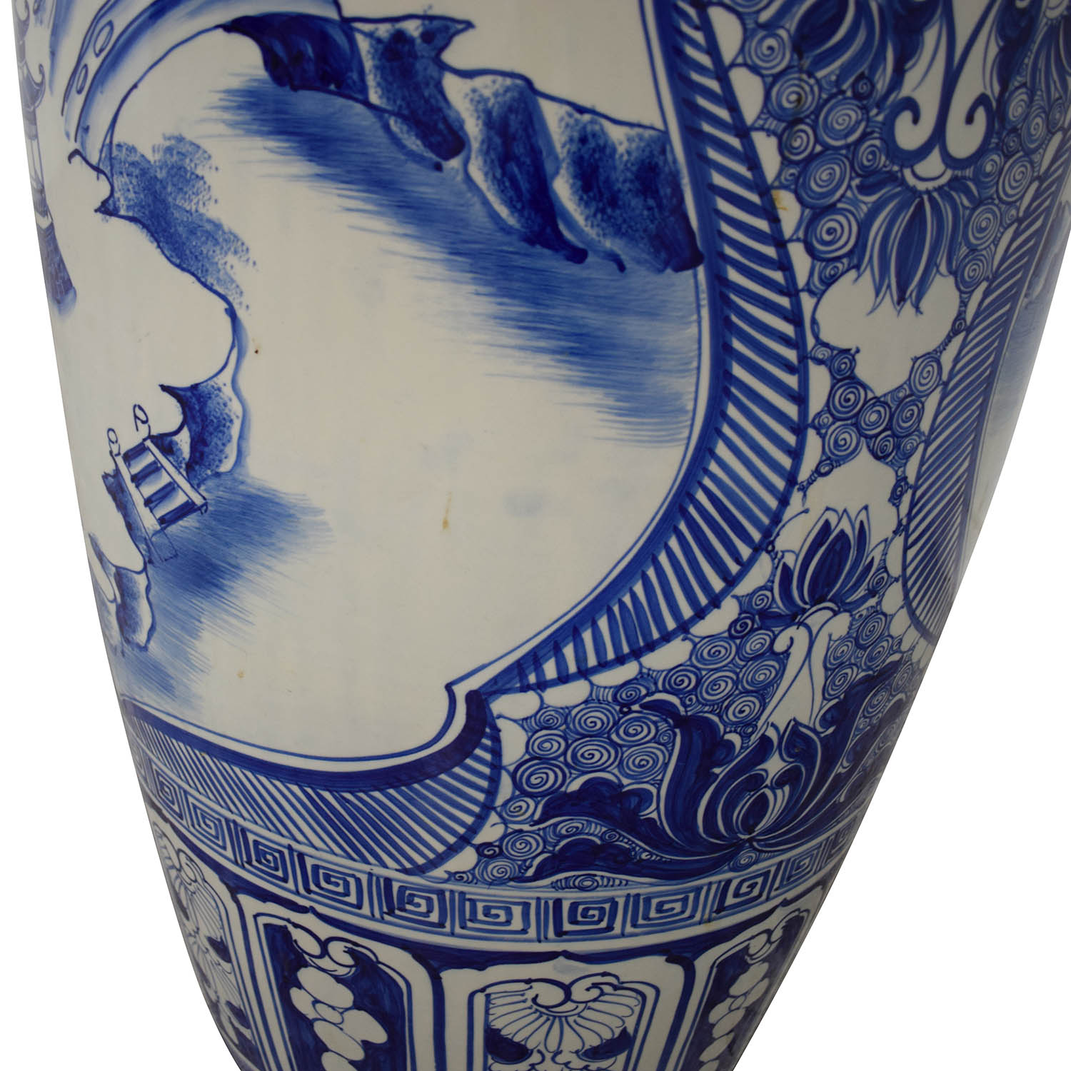 shop Shine by S.H.O. Chinese Floor Vase Shine by S.H.O