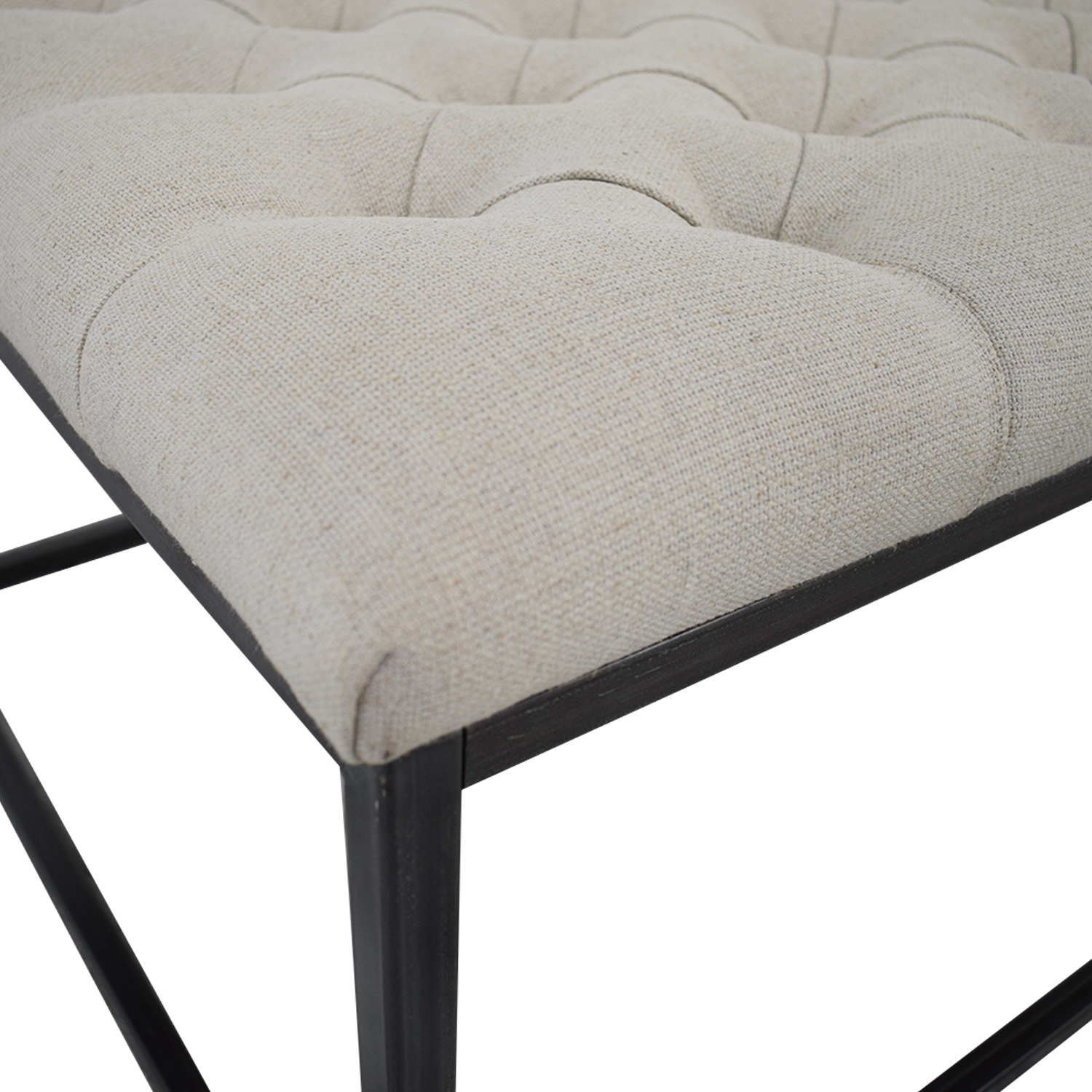 buy Classic Concepts Tufted Ottoman Bench Classic Concepts Chairs