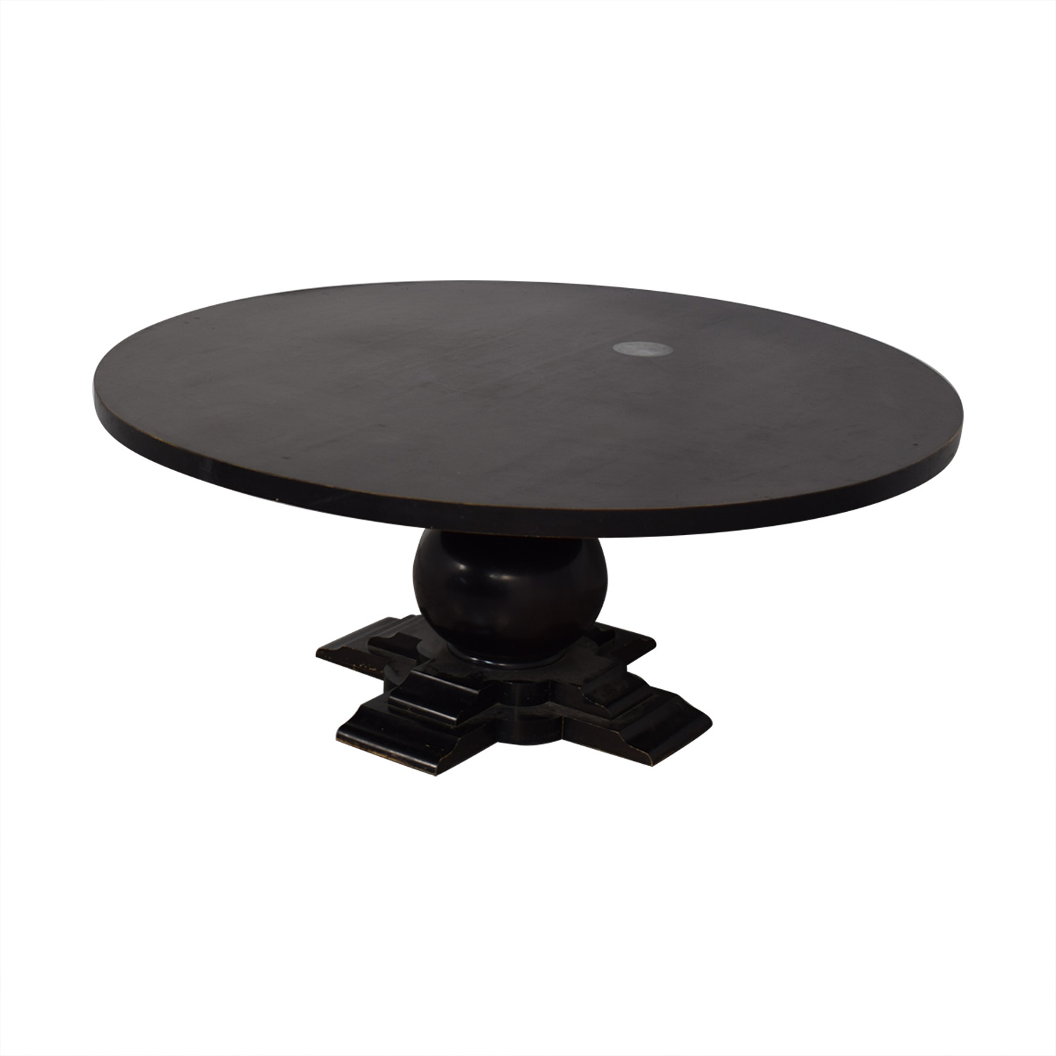Crate & Barrel Round Dinner Table / Dinner Tables