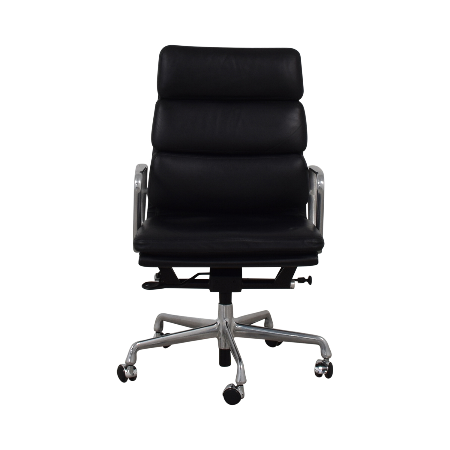 Herman Miller Herman Miiller Eames Softpad Executive Chair Chairs