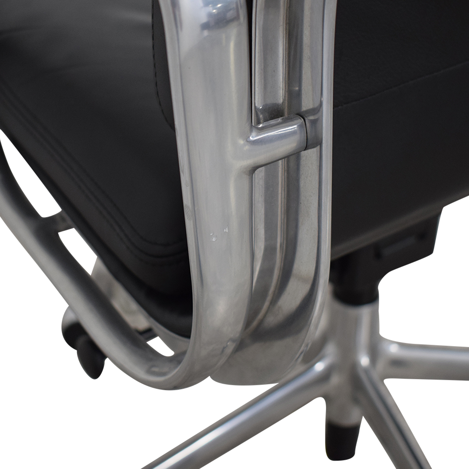 buy Herman Miiller Eames Softpad Executive Chair Herman Miller Home Office Chairs