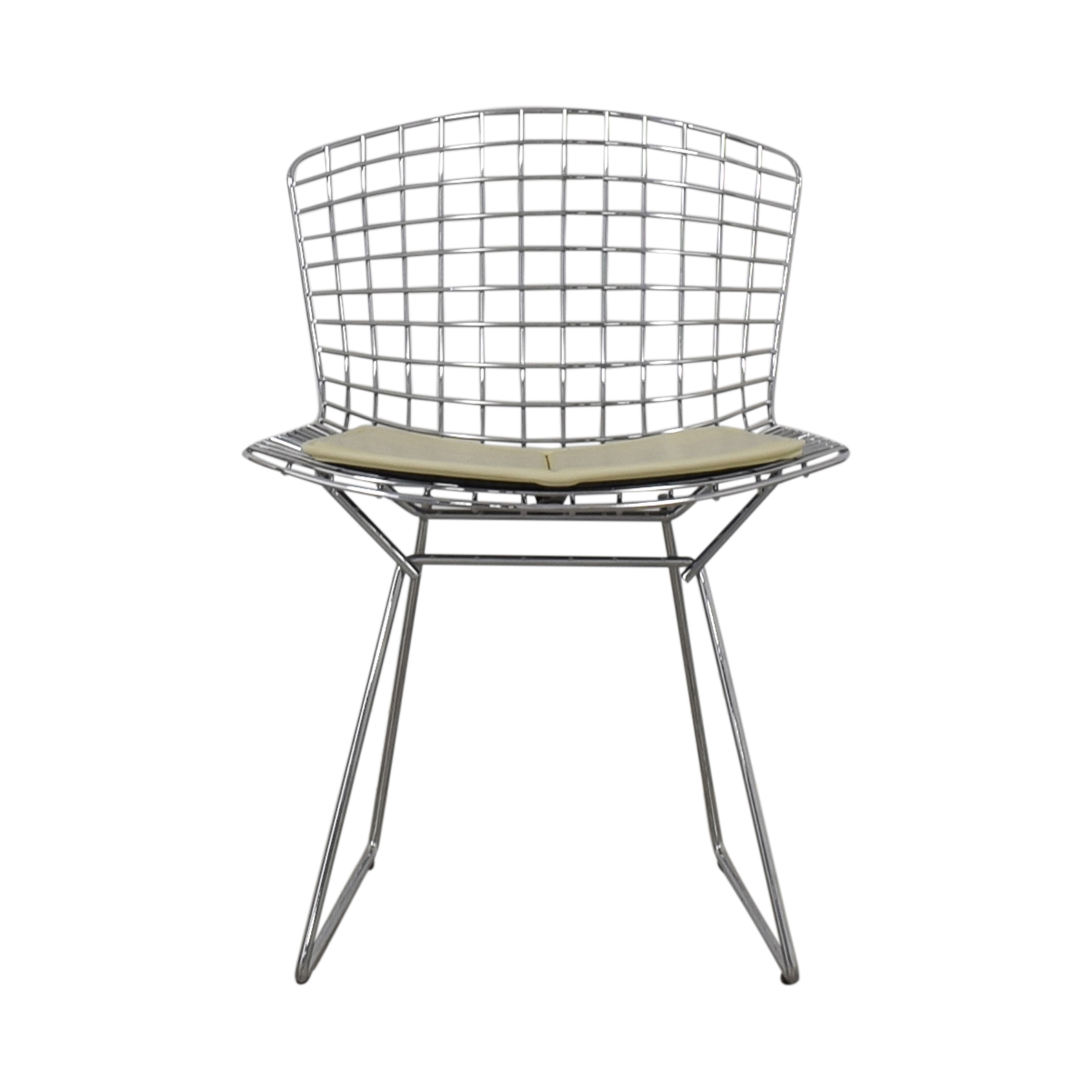 49 Off Knoll Knoll Bertoia Side Chair Chairs