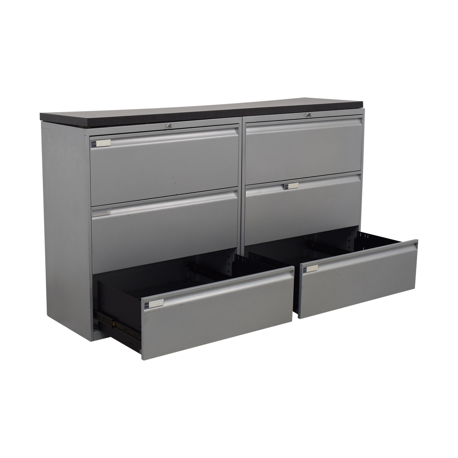 Teknion Teknion Filing Cabinet grey