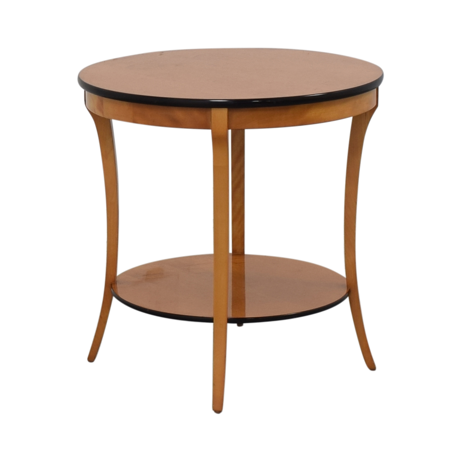 Circular Side Table Tables