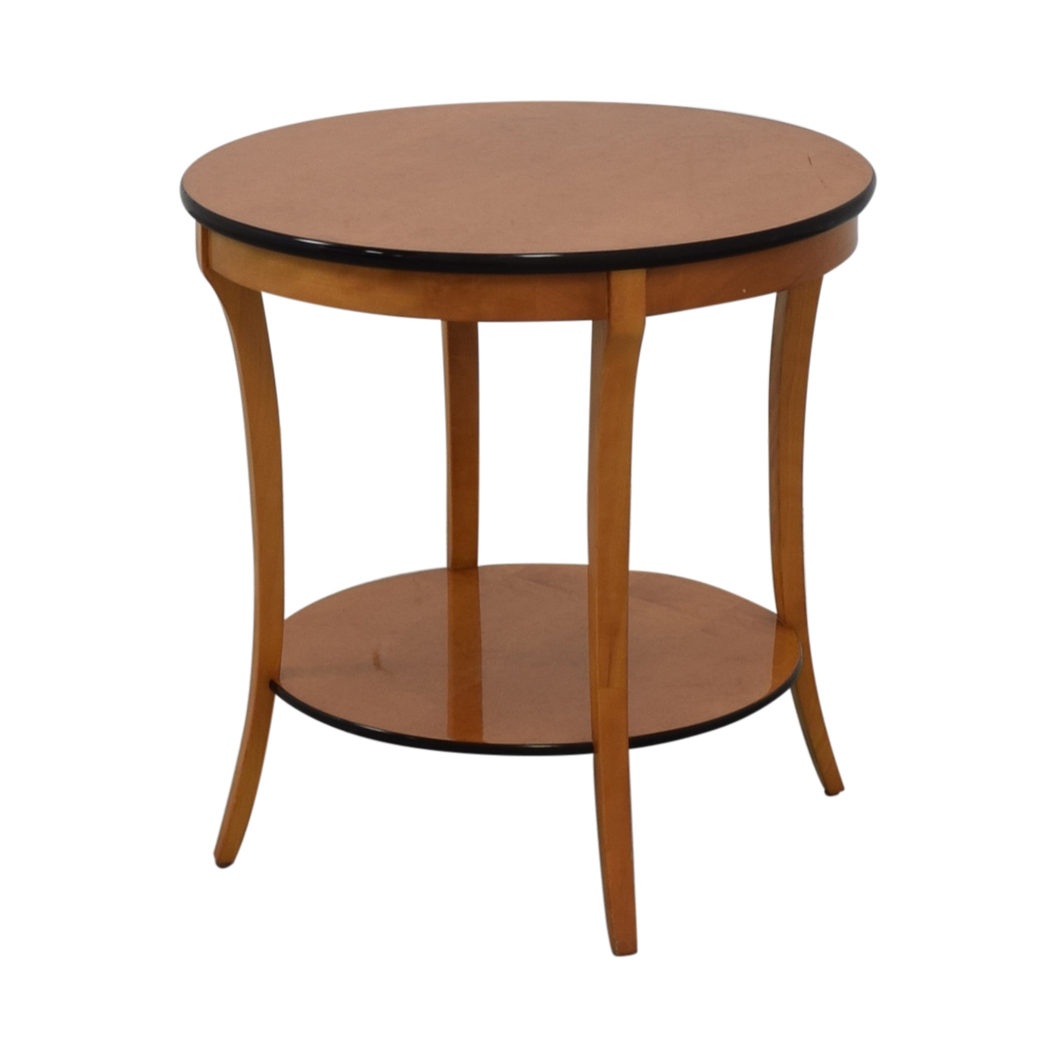 Circular Side Table for sale
