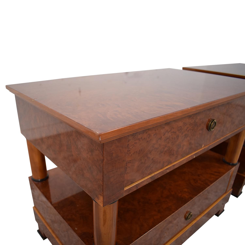 Casanova Casanova End Tables brown