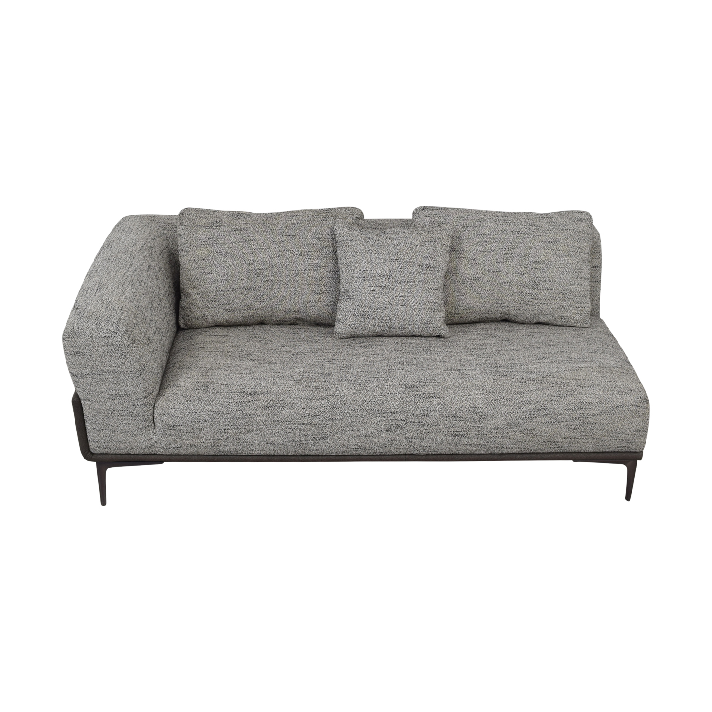 J&M Furniture J&M Furniture Luna Left Lounger