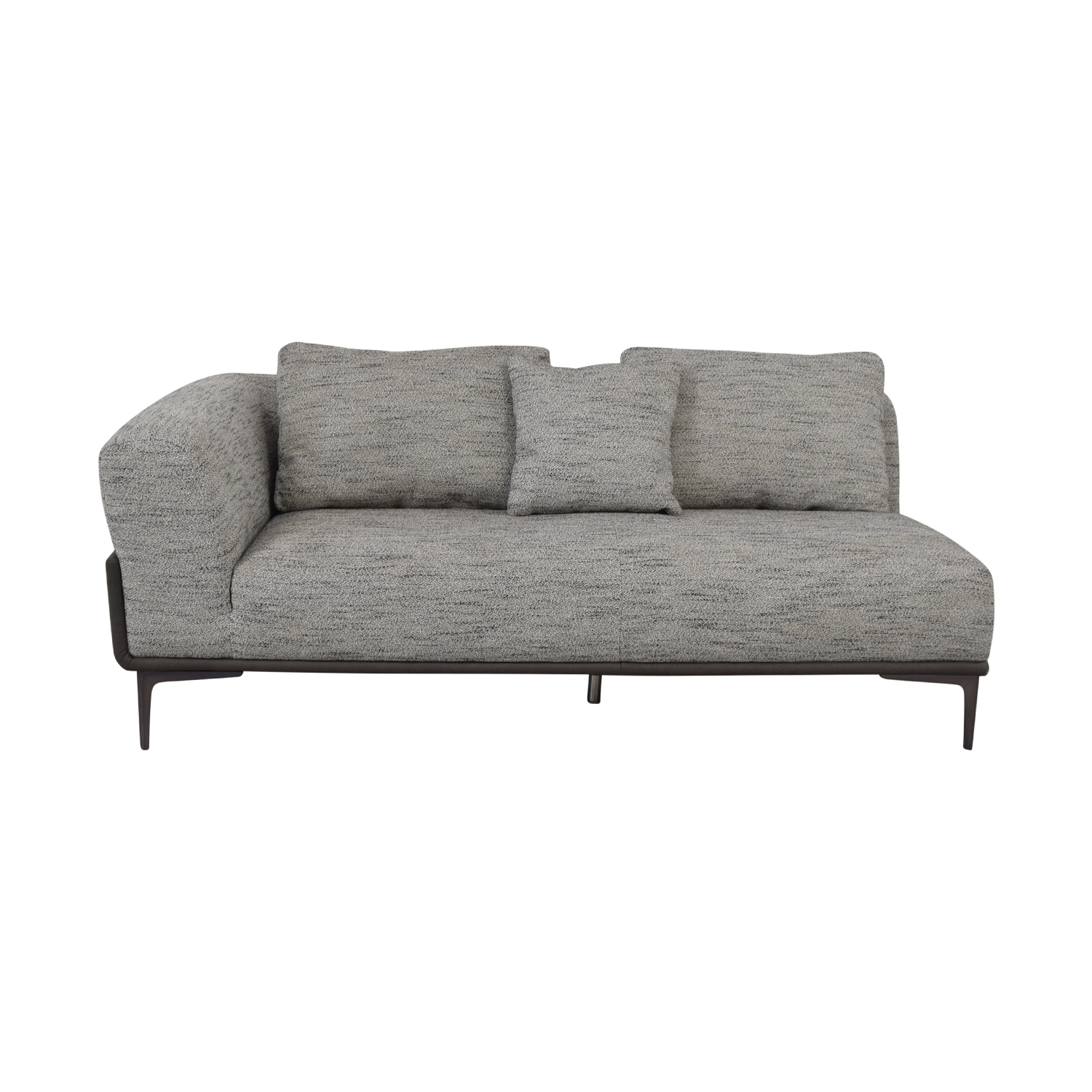 buy J&M Furniture J&M Furniture Luna Left Lounger online