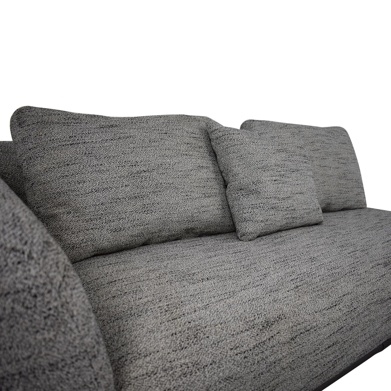 J&M Furniture J&M Furniture Luna Left Lounger used