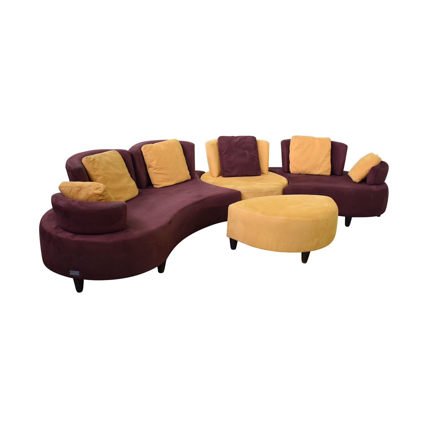Normand Couture Design Normand Couture Design Cameleon Sectional Sofa on sale