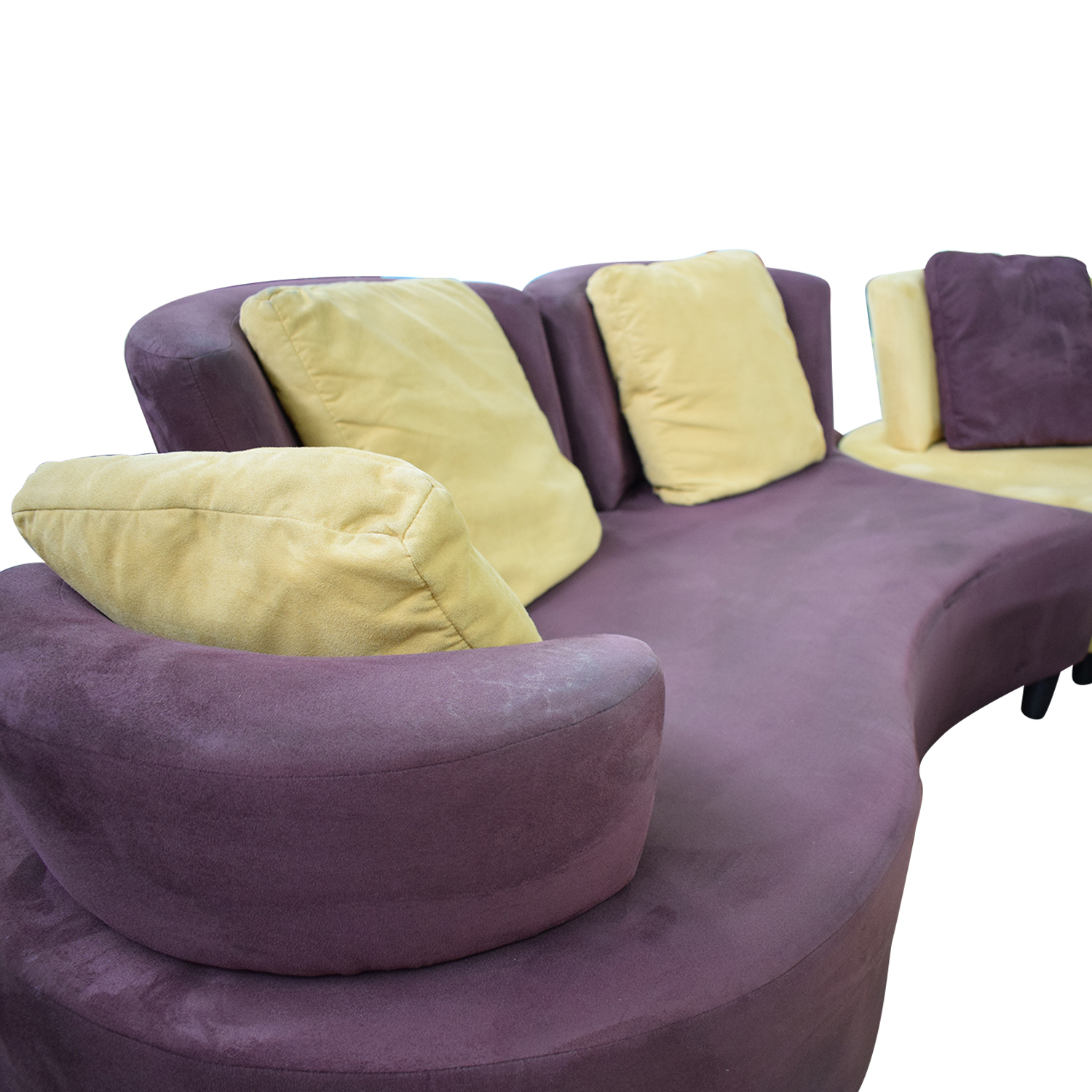 Normand Couture Design Cameleon Sectional Sofa Normand Couture Design