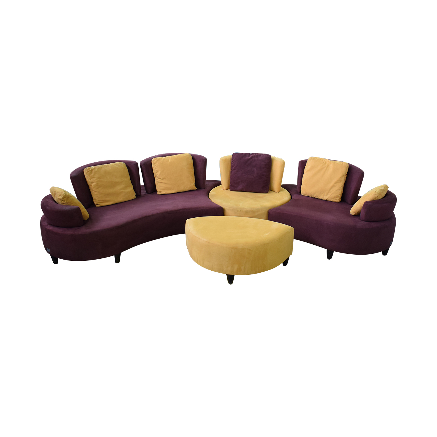 Normand Couture Design Cameleon Sectional Sofa / Sofas