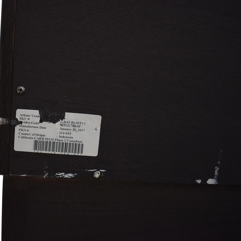 Arhaus Arhaus Baumann Media Console black