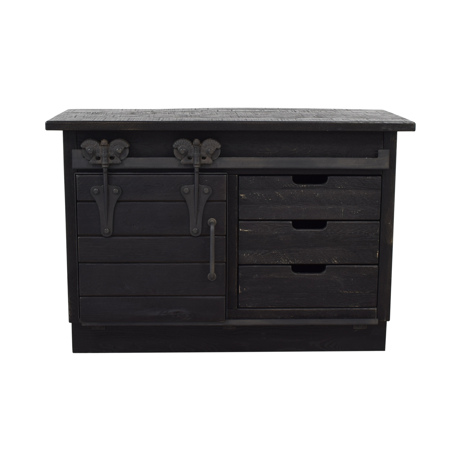 shop Arhaus Baumann Media Console Arhaus Media Units