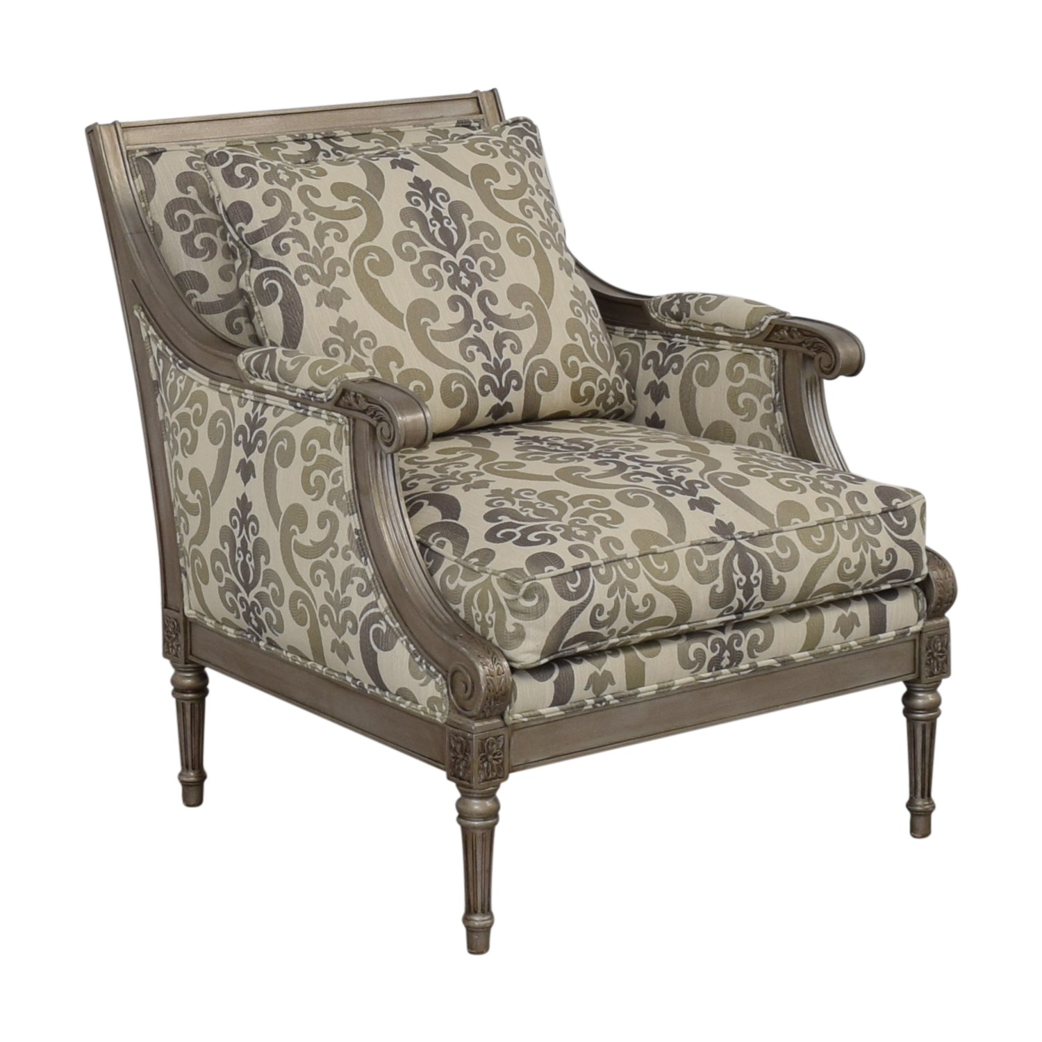 shop Ethan Allen Fairfax Chair Ethan Allen Accent Chairs