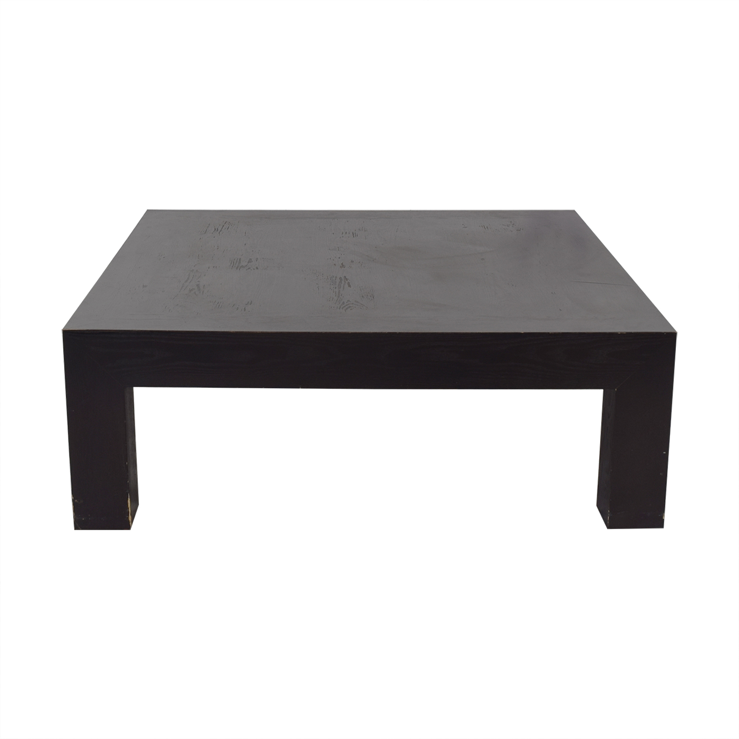 Low Square Coffee Table nj
