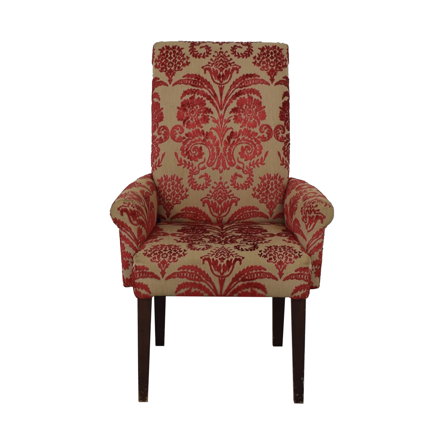 buy Red Upholstered Chair