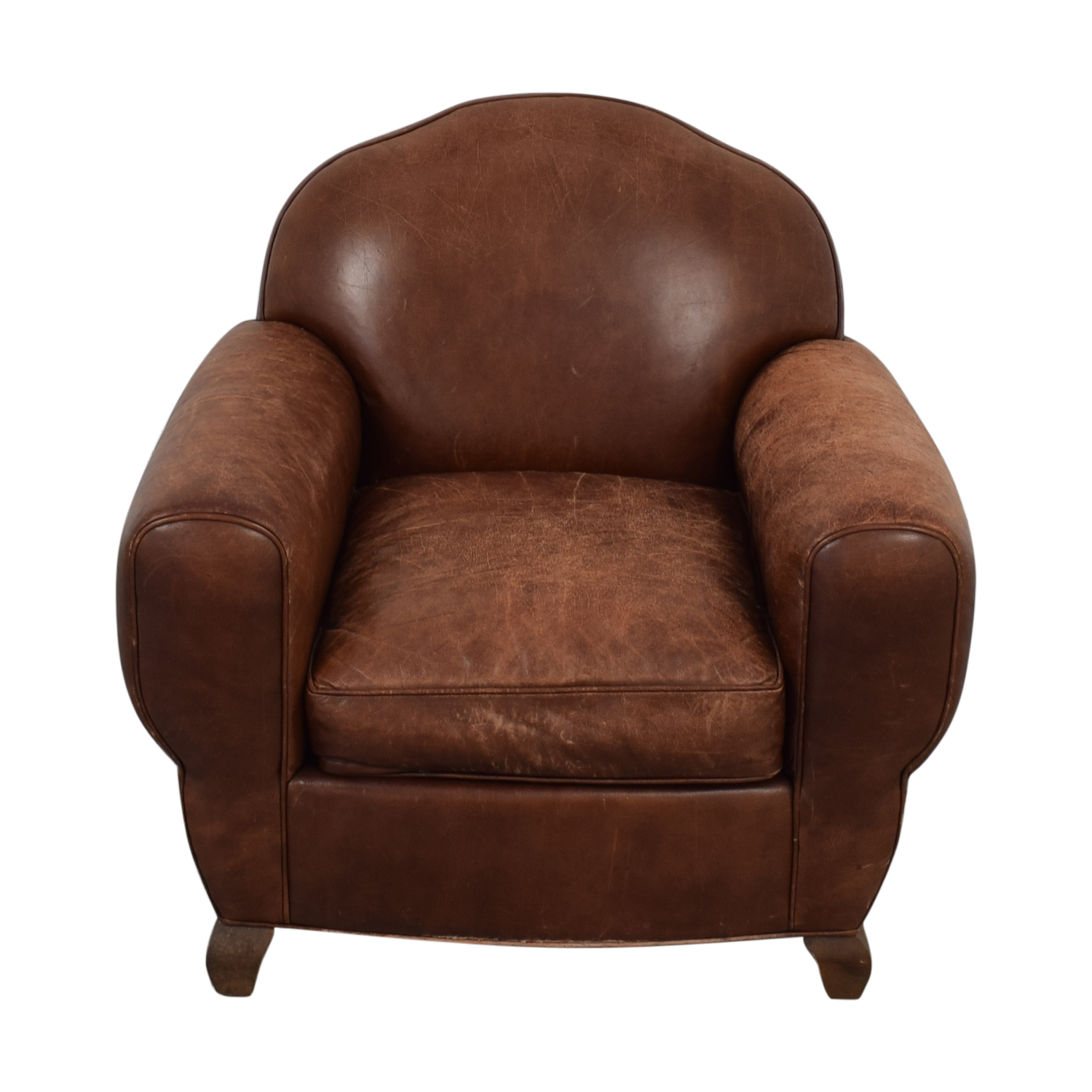 Leather Club Chair Coupon