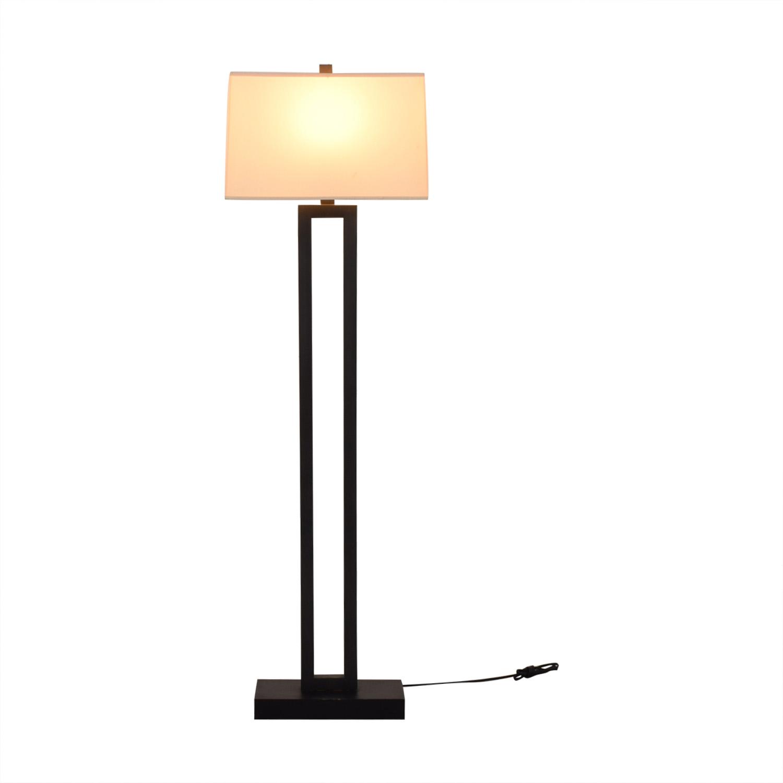 Crate & Barrel Crate & Barrel Duncan Floor Lamp used
