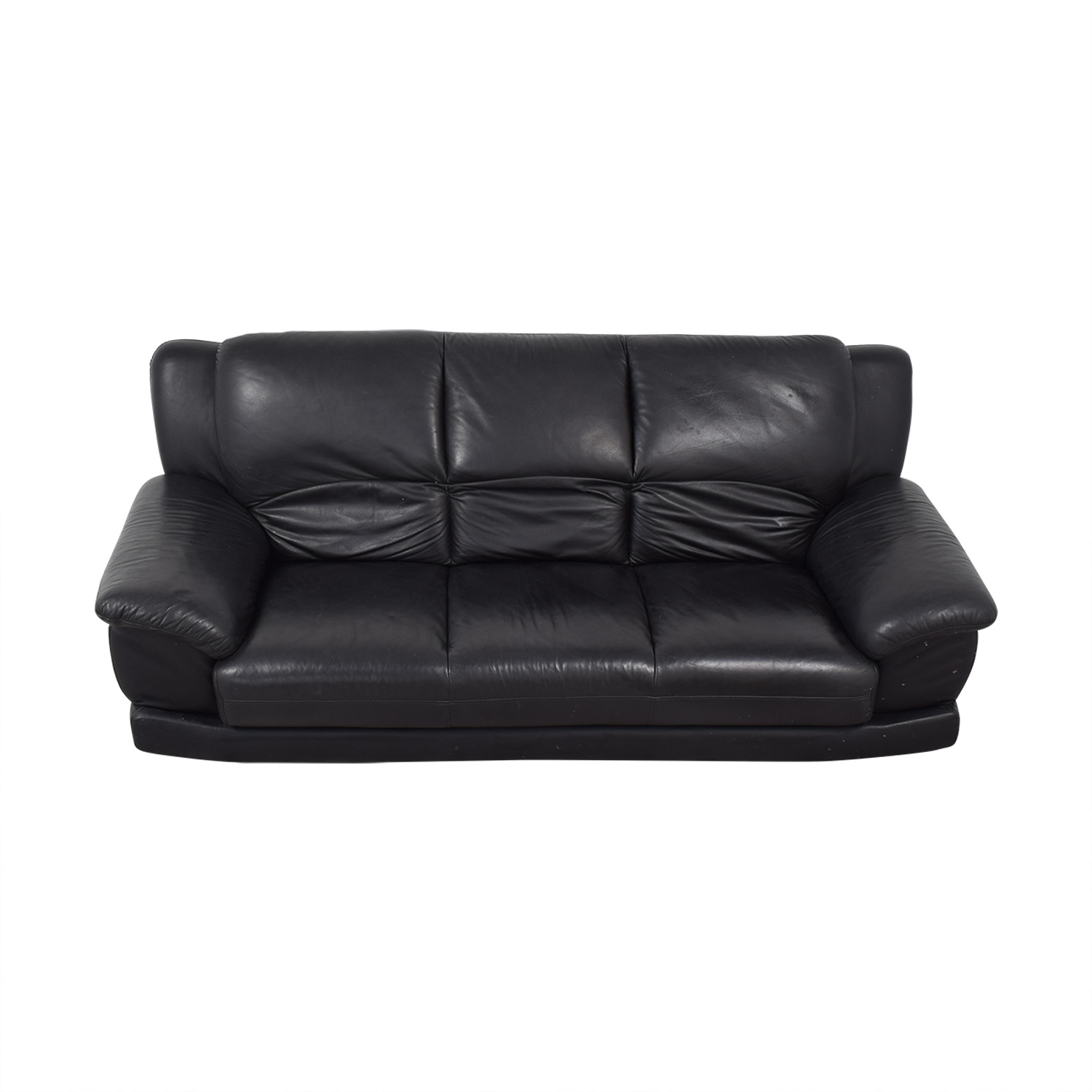 Picture of: 84 Off Ashley Furniture Ashley Furniture Leather Sofa Sofas