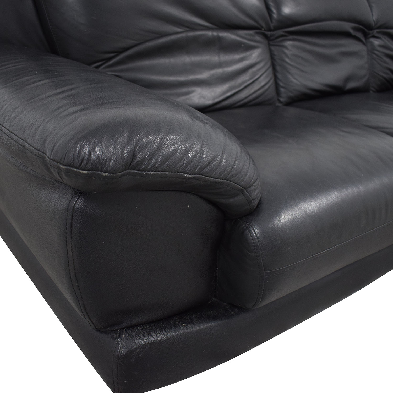 Pleasant 81 Off Ashley Furniture Ashley Furniture Leather Sofa Sofas Interior Design Ideas Apansoteloinfo