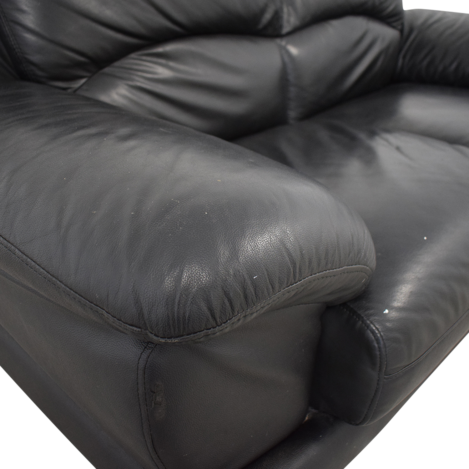 shop Ashley Furniture Ashley Furniture Leather Sofa online
