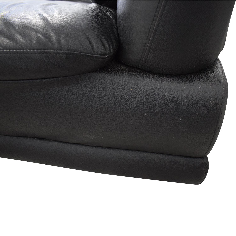 Ashley Furniture Ashley Furniture Leather Sofa second hand