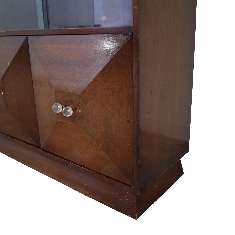 Mid Century Bar Sideboard with Bar nyc