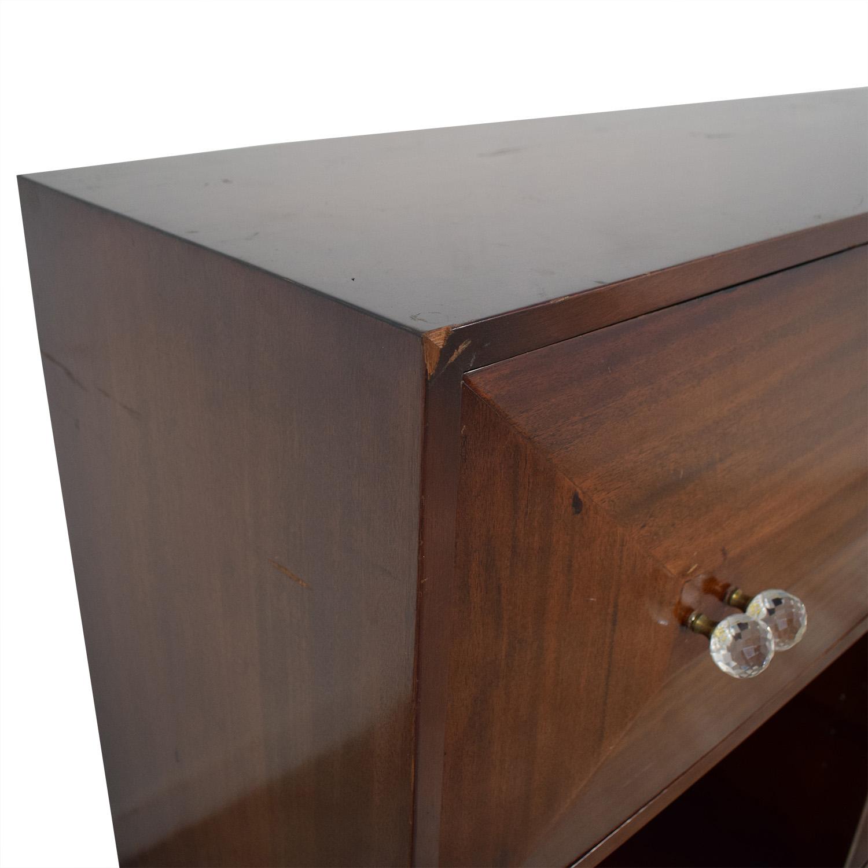 Mid Century Bar Sideboard with Bar