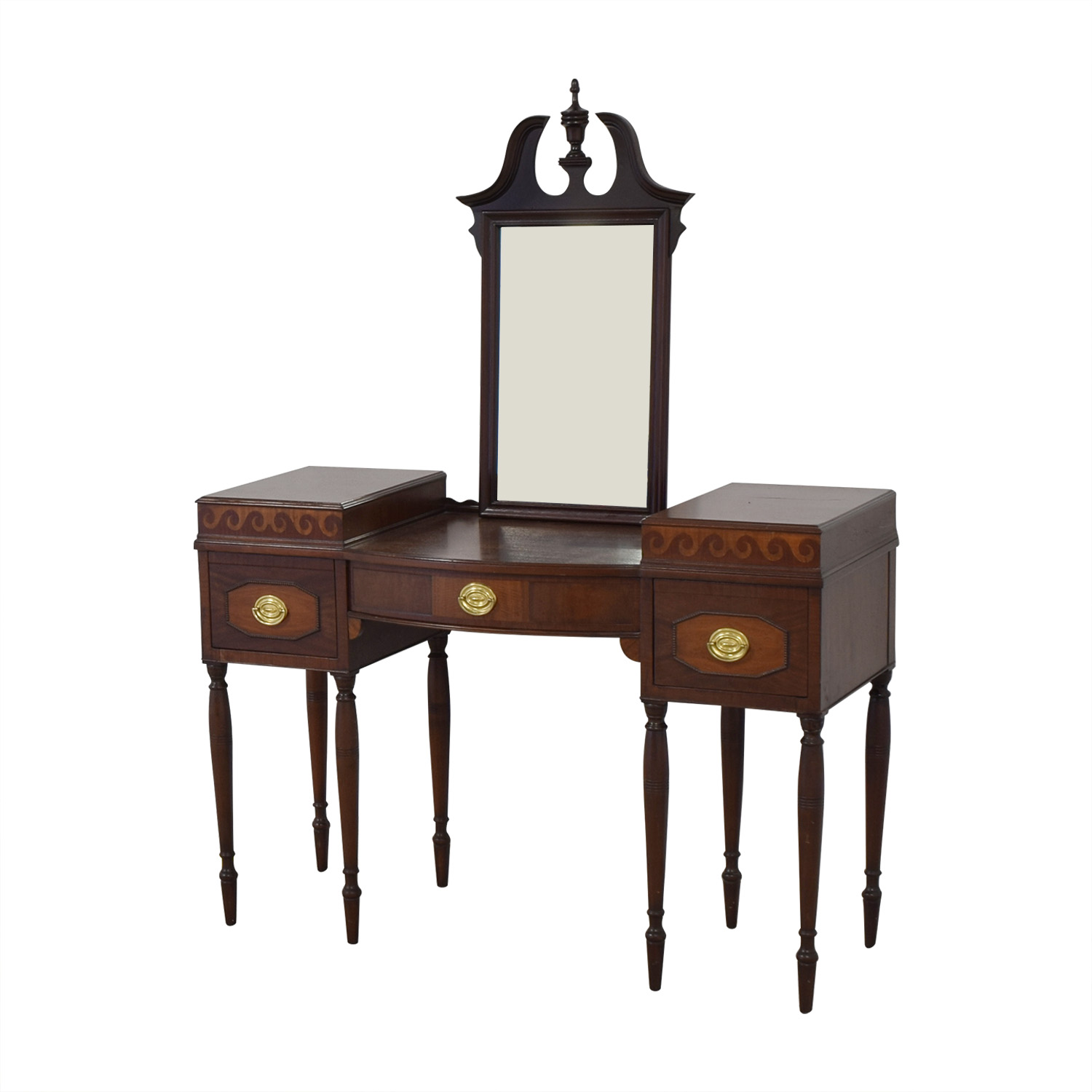 shop Dressing Table with Mirror  Utility Tables