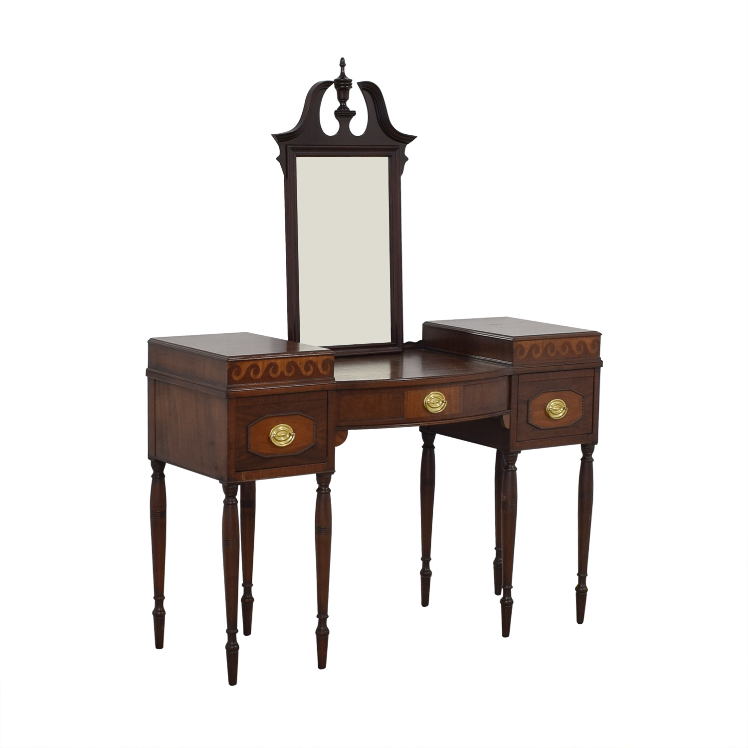 Dressing Table with Mirror second hand