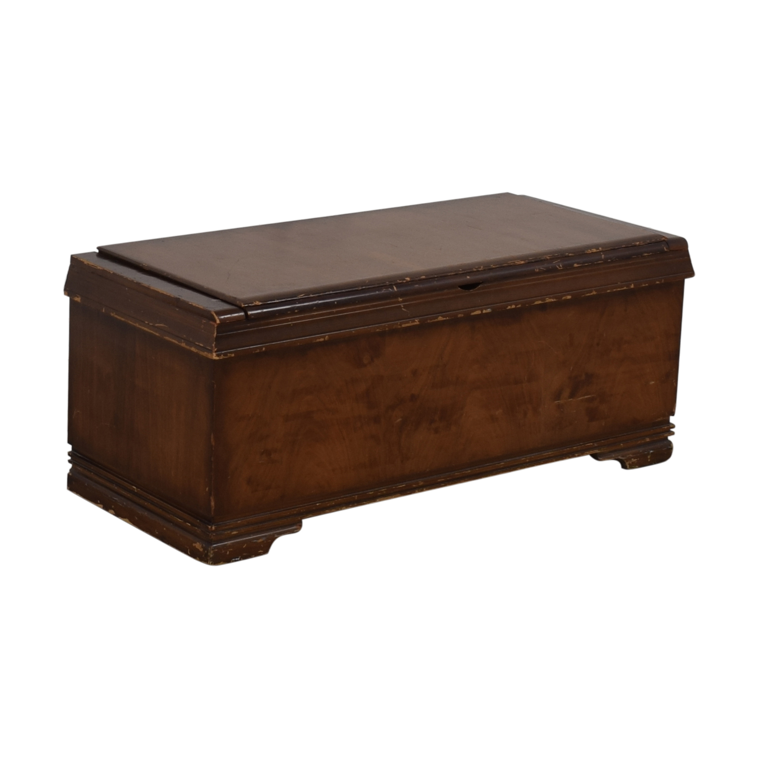 Wooden Trunk sale