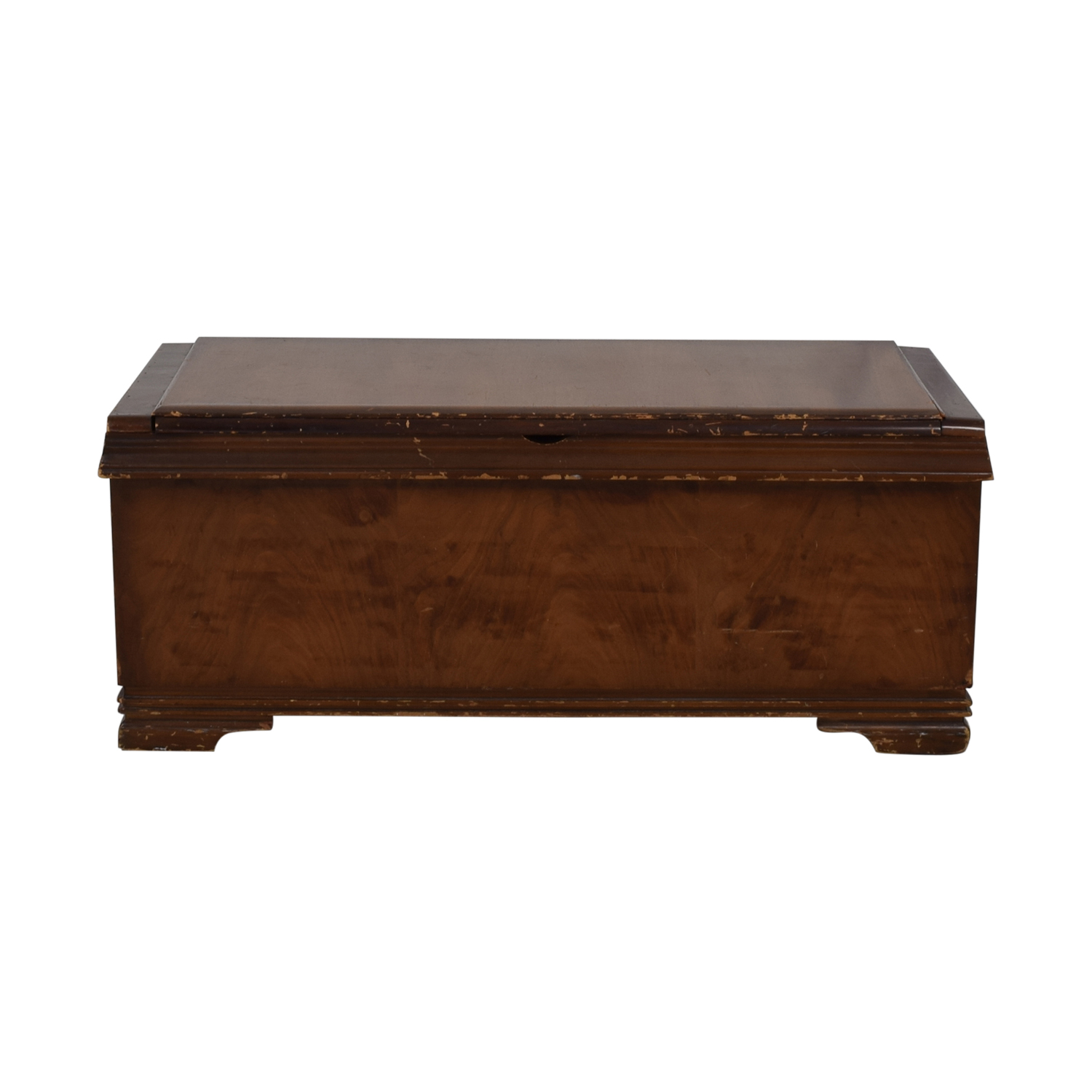 shop Wooden Trunk
