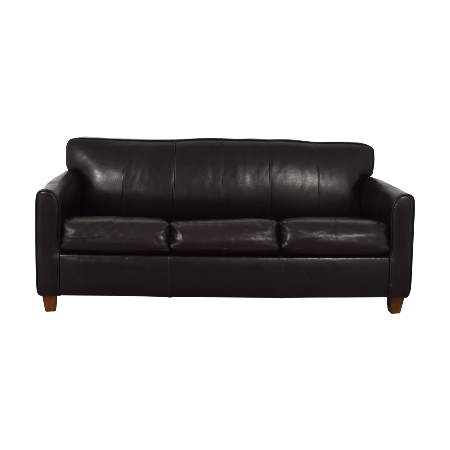 Jennifer Furniture Brown Sleeper Sofa / Sofa Beds