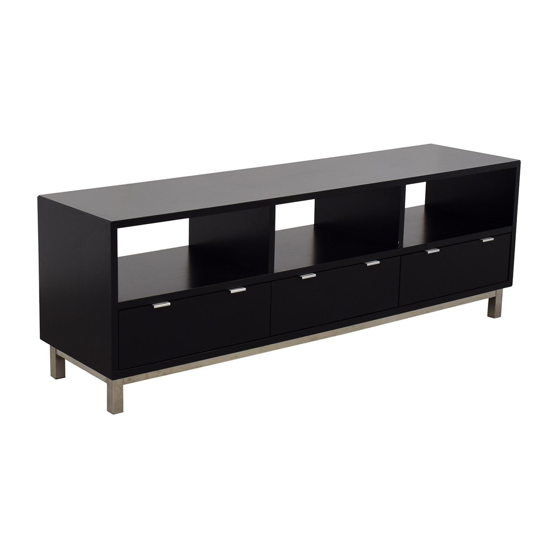 shop Room & Board Room & Board Copenhagen Three Drawer Media Cabinet online