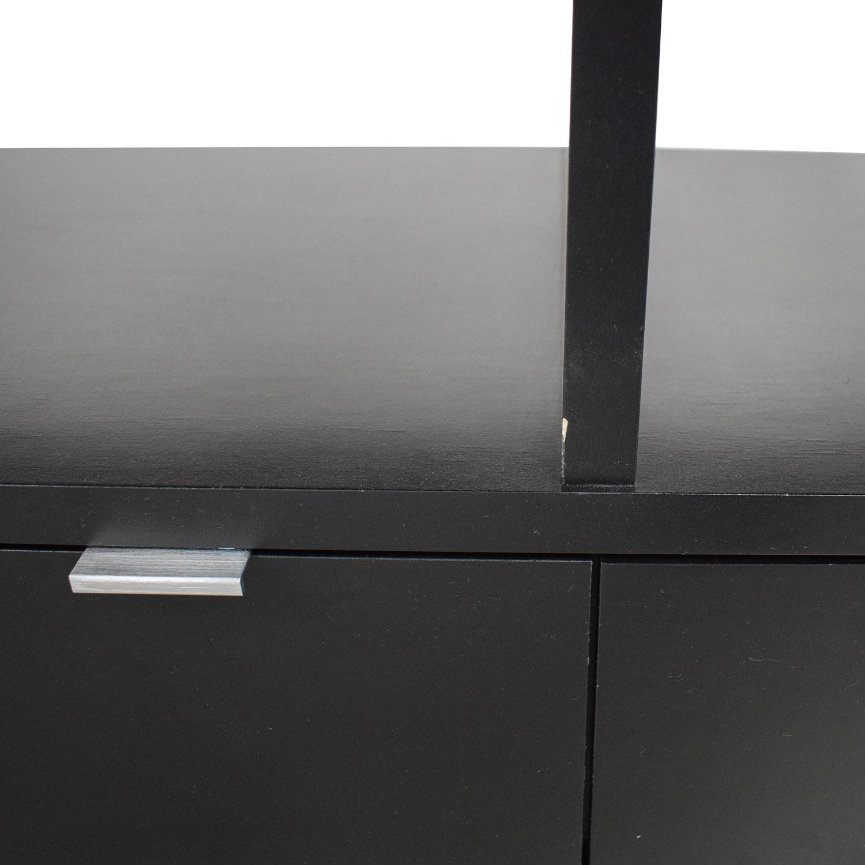 Room & Board Copenhagen Three Drawer Media Cabinet sale